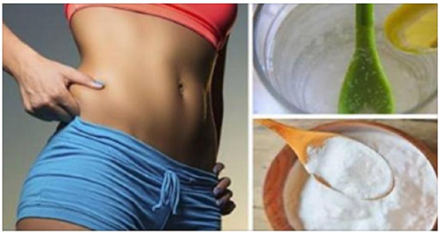 Como eliminar la grasa del cuerpo con bicarbonato